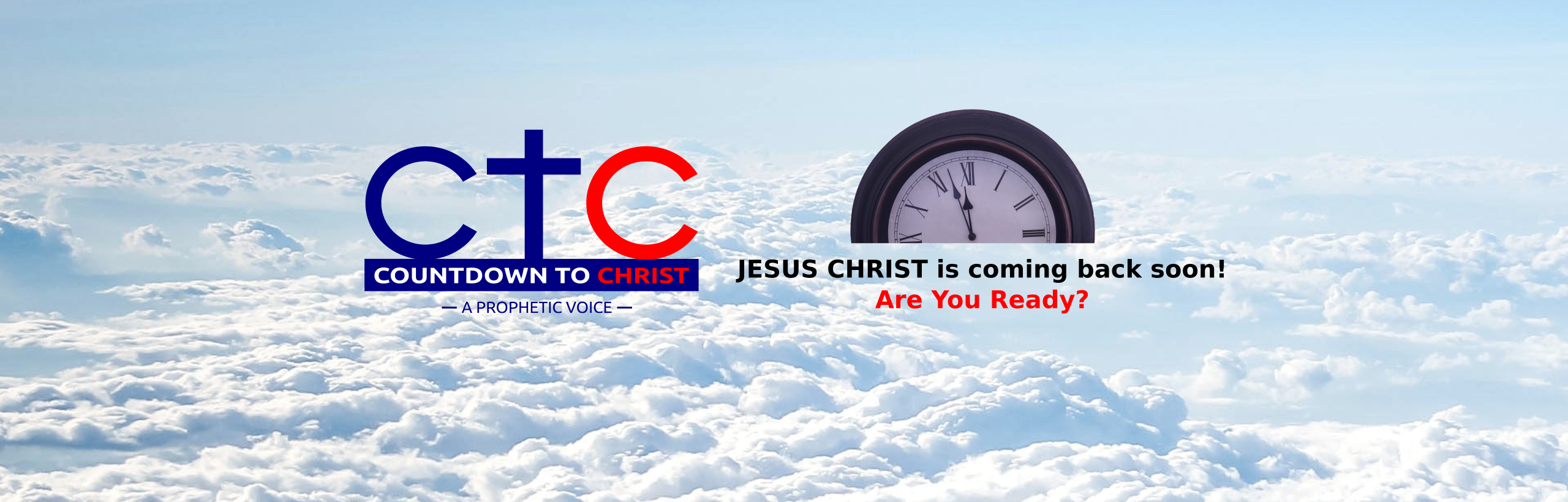 Header Image - Countdown to Christ Ministries